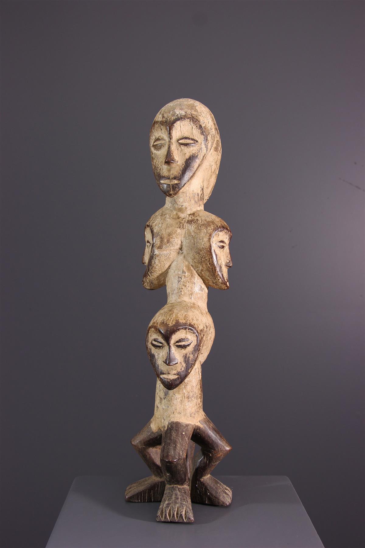 Lega statue - African art