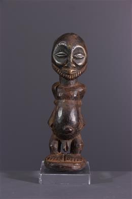 African art - Hemba Singiti ancestor figure