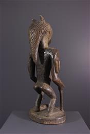 Statues africainesZula statue
