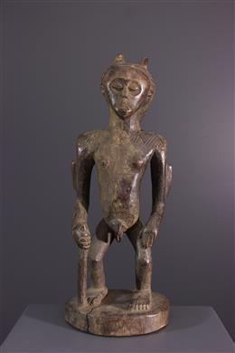 African art - Zula ancestor figure