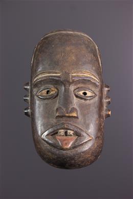 Kongo mask