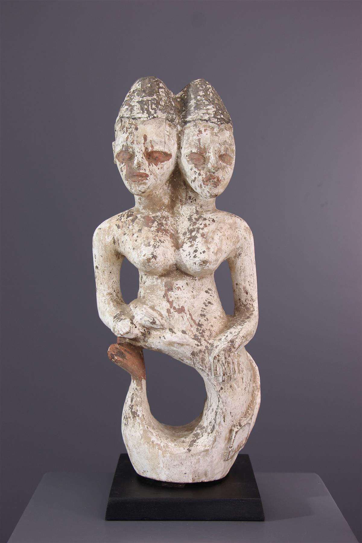 Ewe statue - African art