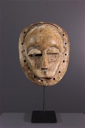 Masque africainKwese mask