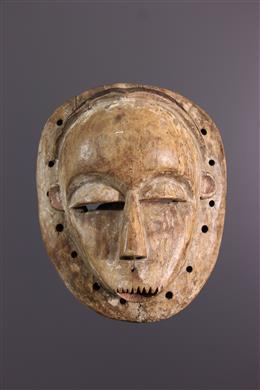 African art - Kwese small mask