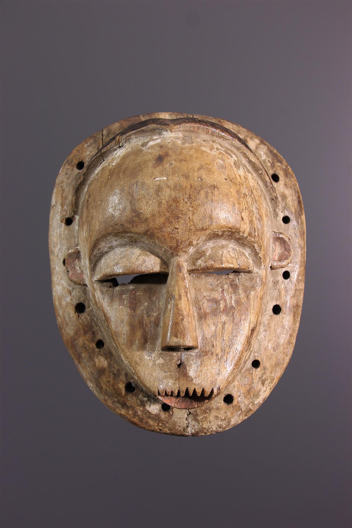 Kwese mask - African art