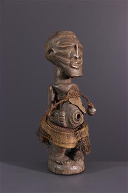 Songye Nkisi fetish figure