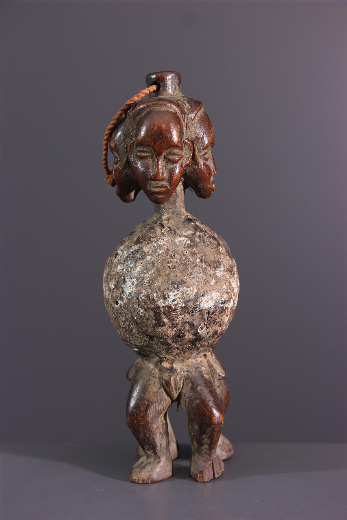 Vili fetish - African art
