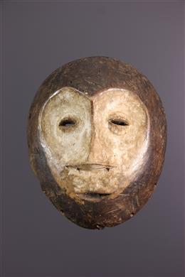 African art - Lega du Bwami mask