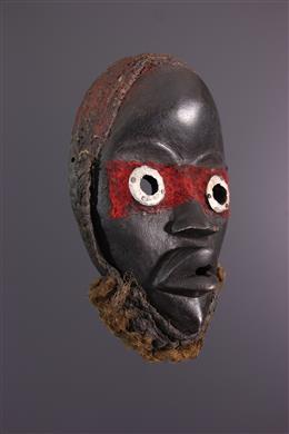 African art - Dan Gunye ge mask - Ivory Coast