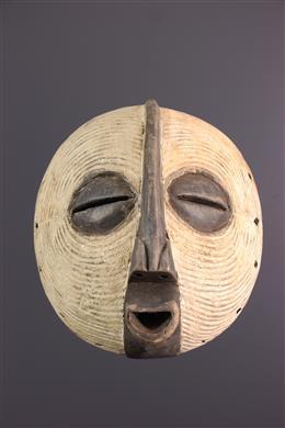 African art - Luba Kifwebe mask