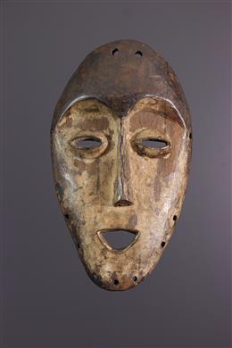 African art - Lega Bwami mask