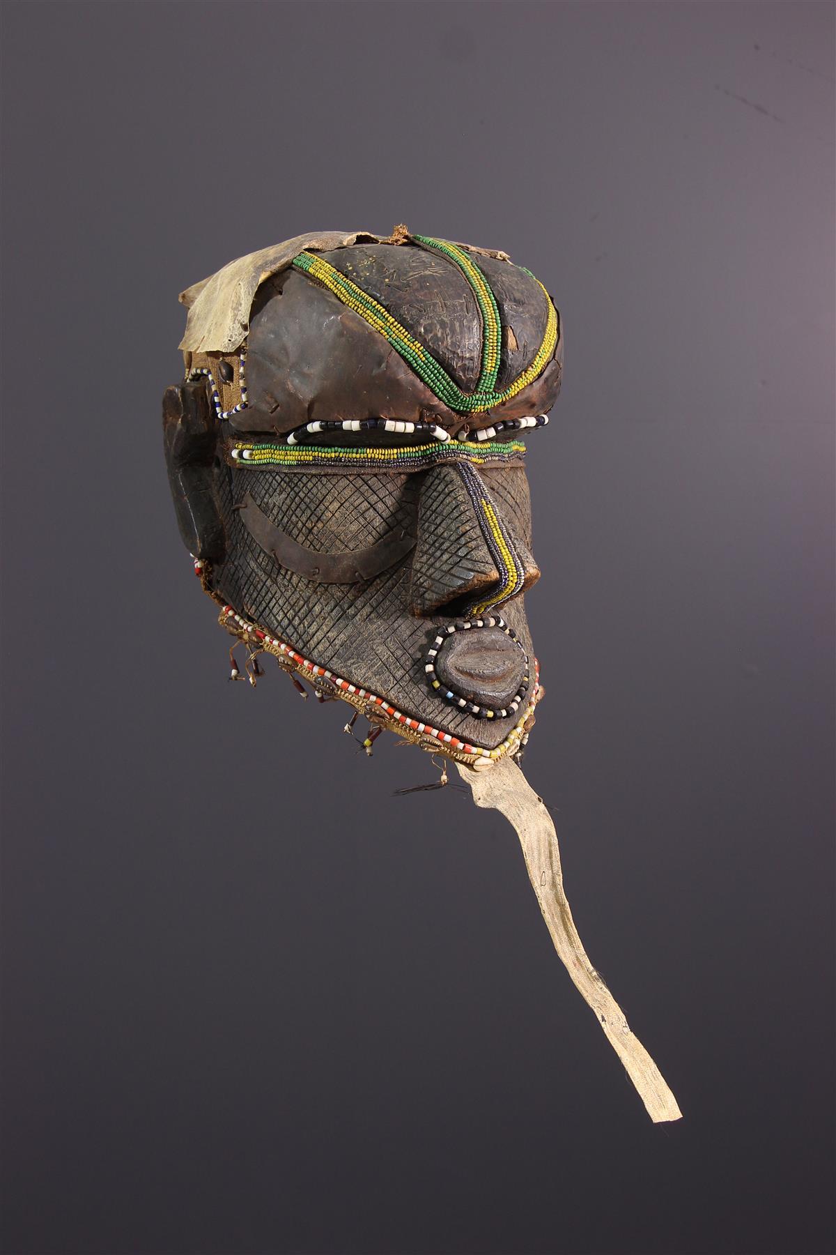 Bongo mask - African art