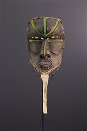 Masque africainBongo mask
