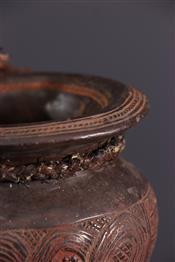Pots, jarres, callebasses, urnesTschokwe pot