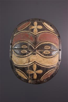 Teke Kidumu mask shield