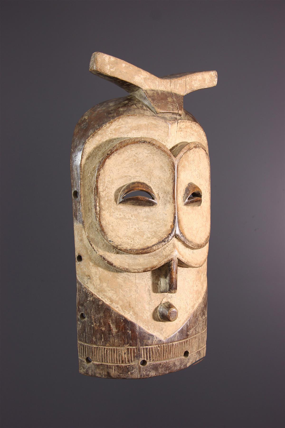 Alunga mask - African art