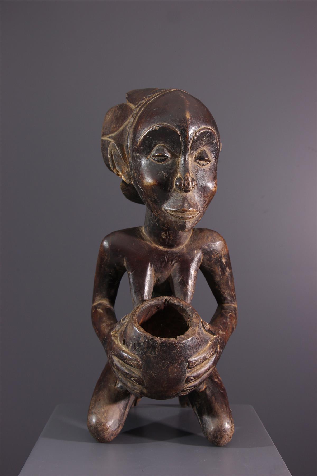 Hemba statue - African art