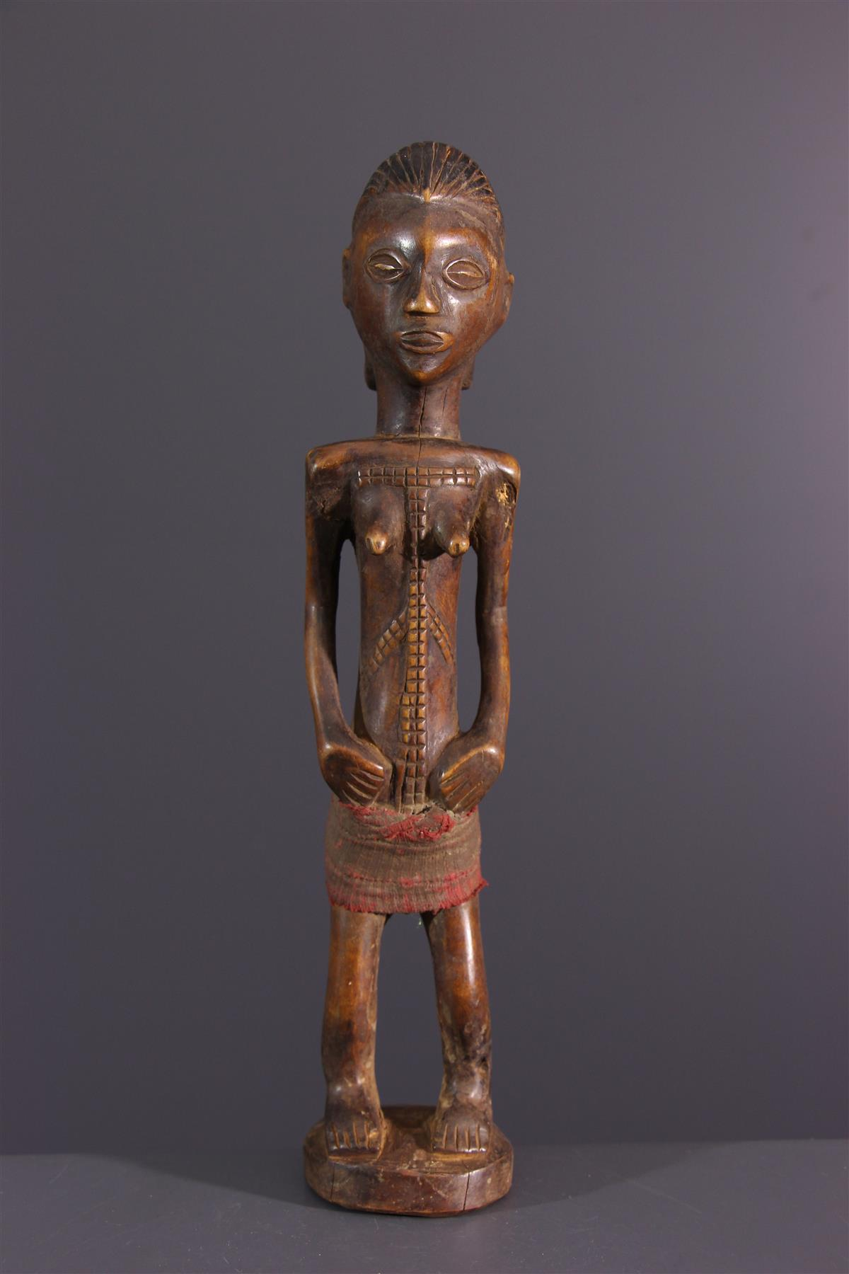 Tabwa statue - African art