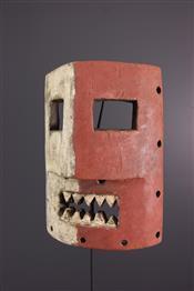 Masque africainKomo masker