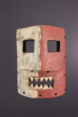 African art - Komo, Kumu, Biangolo masker