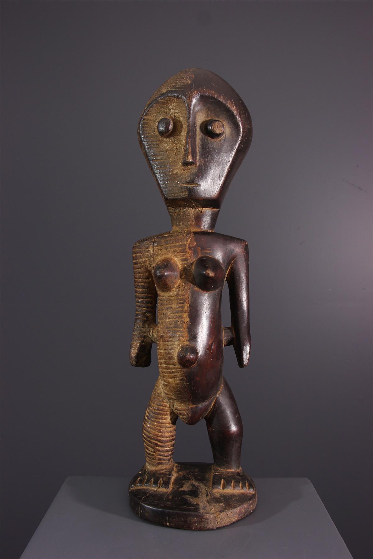 Metoko statue - African art