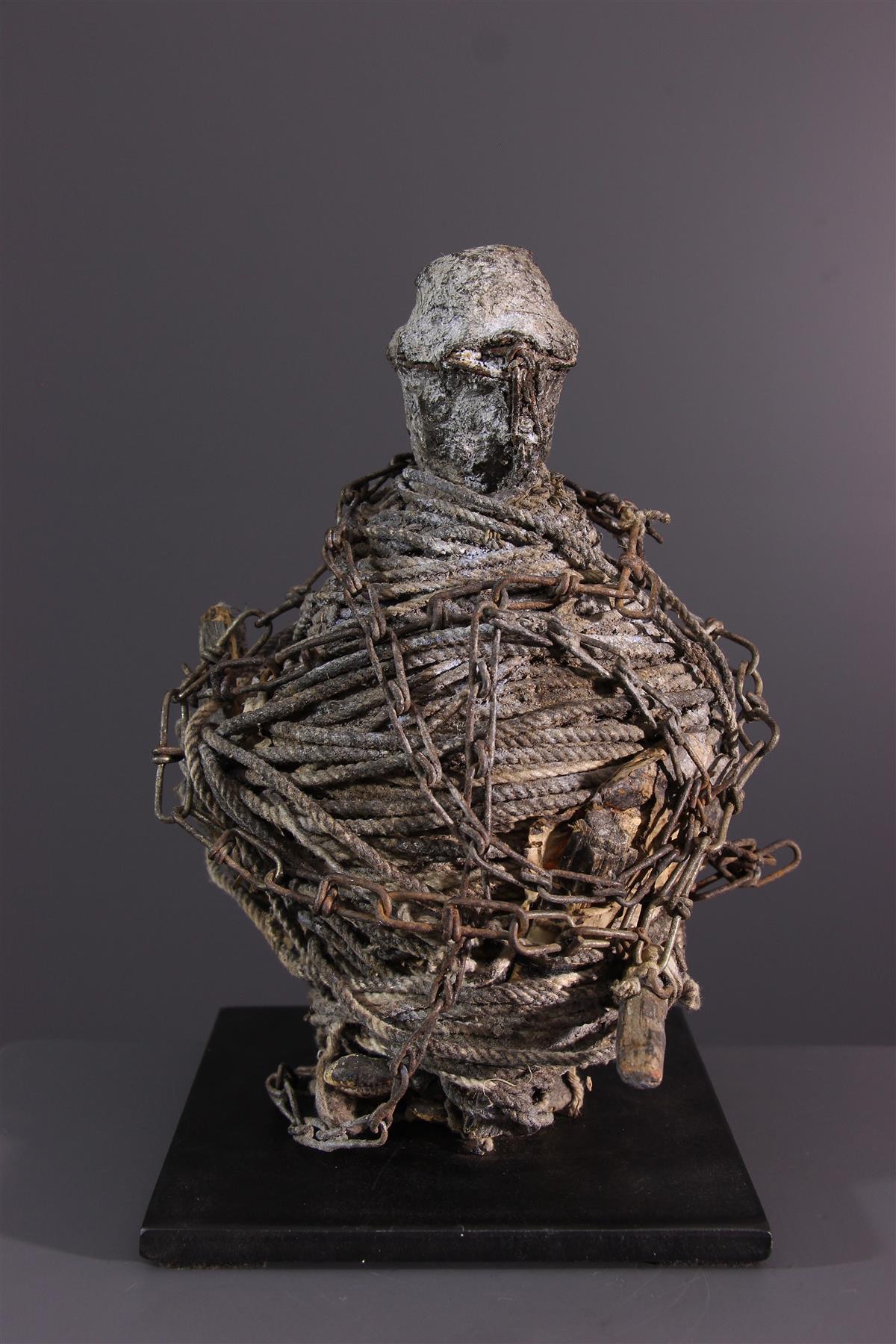 Vodou Fetish - African art