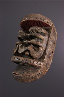 African art - Guéré Wé mask
