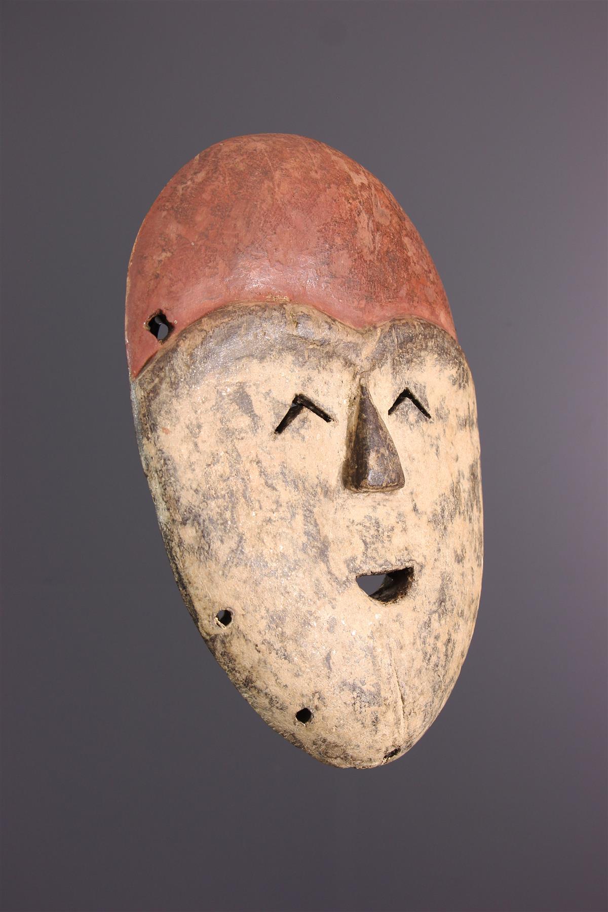Vuvi mask - African art