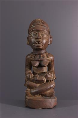Kongo Yombe Pfemba figure