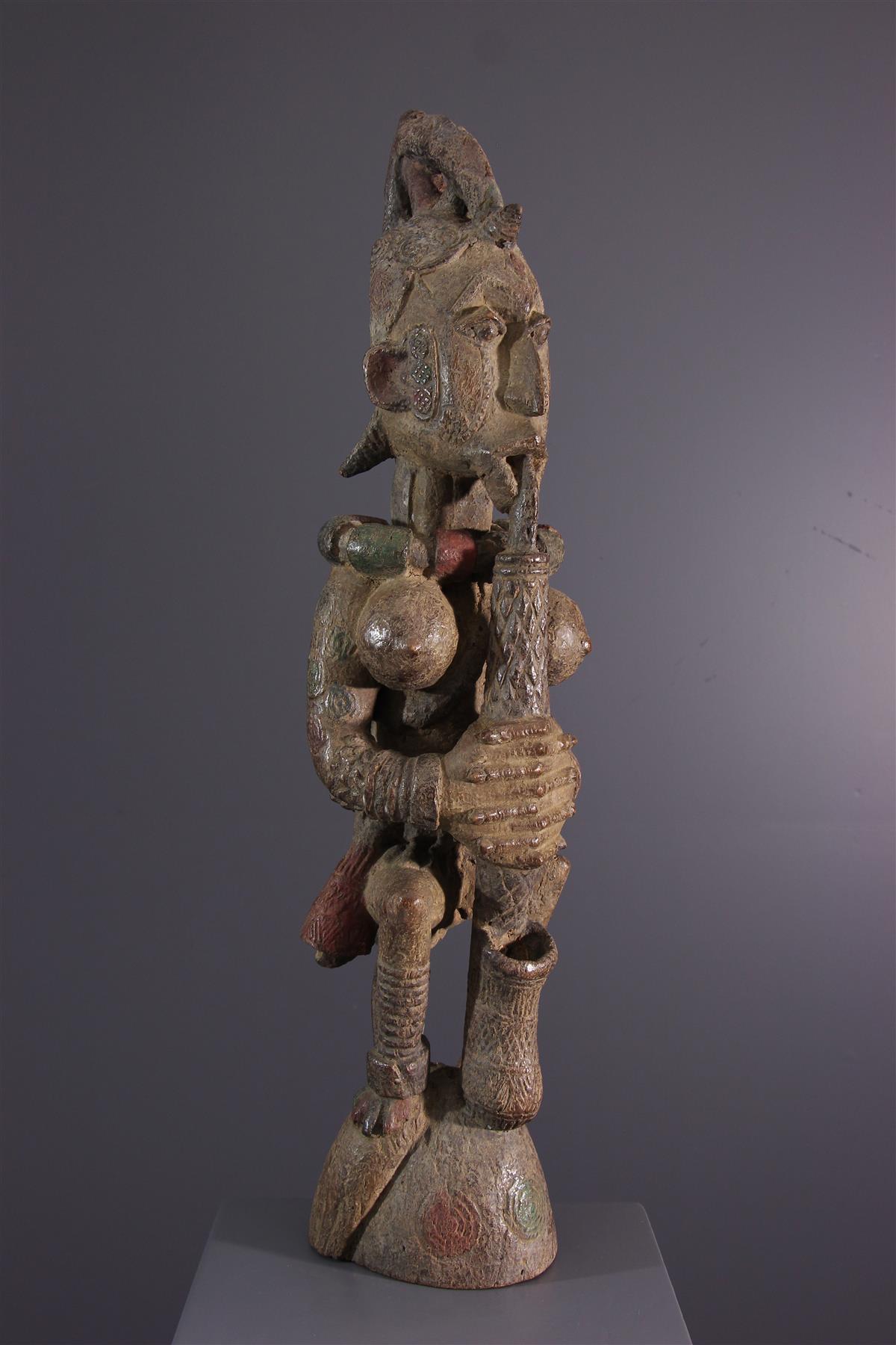 Igbo statue - African art