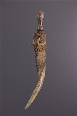 African art - Paré Horn