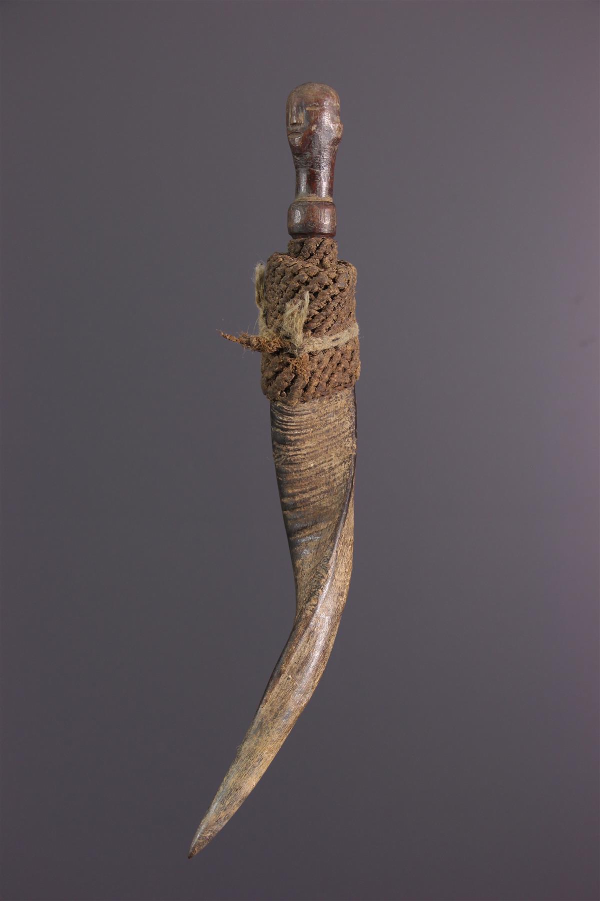 Paré Horn - African art