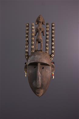Ntomokum Bambara mask