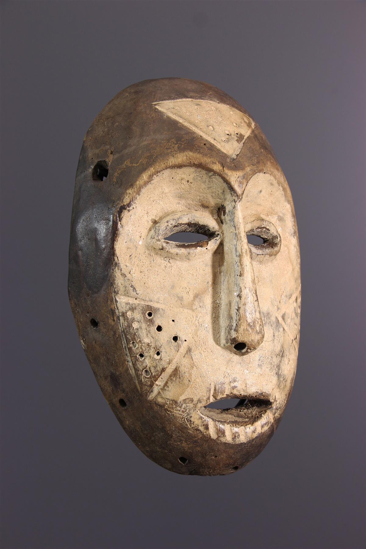 Lega mask - African art