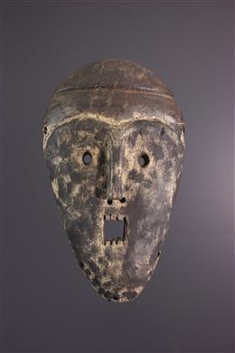 Songola Nsindi mask
