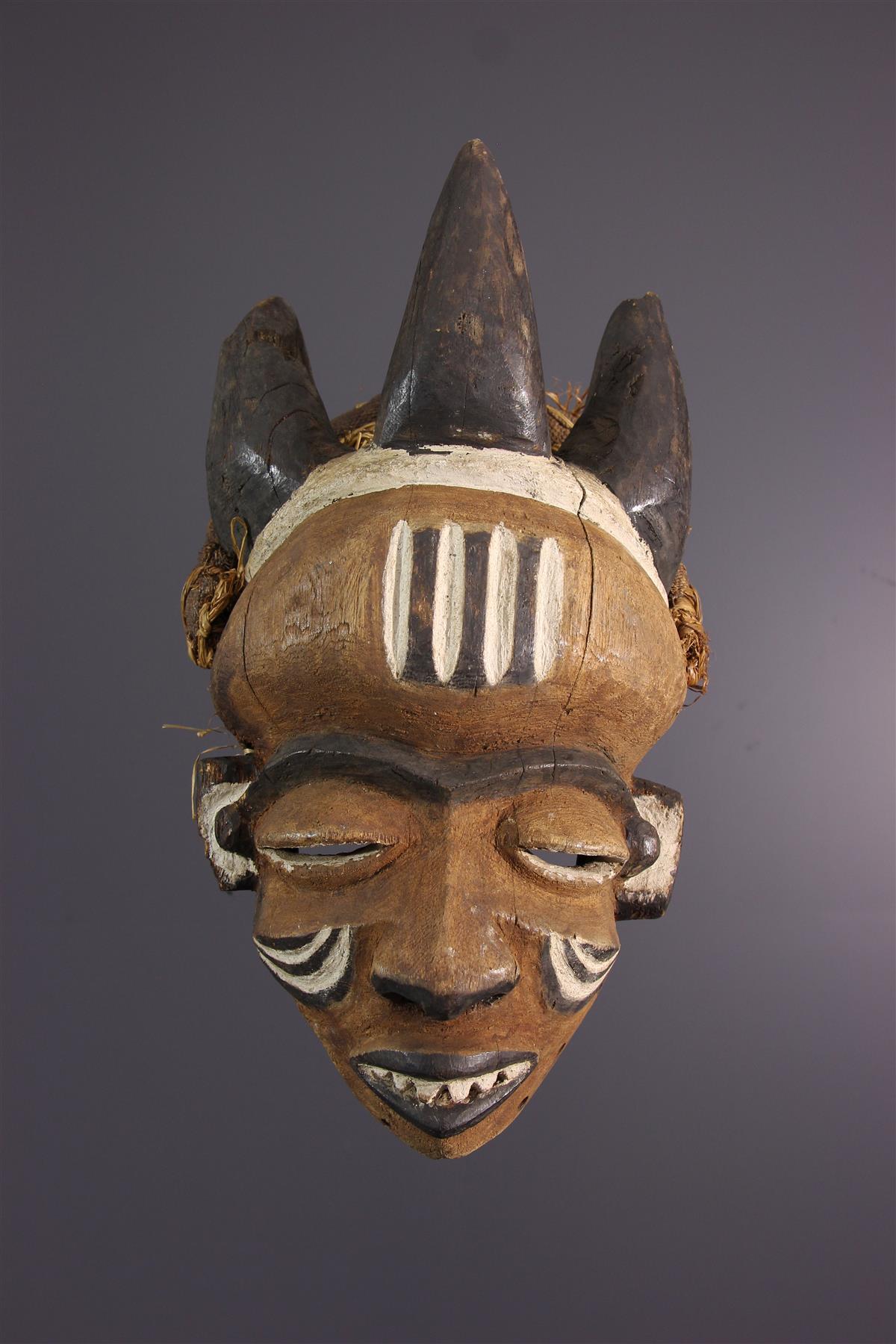 Pende mask - African art