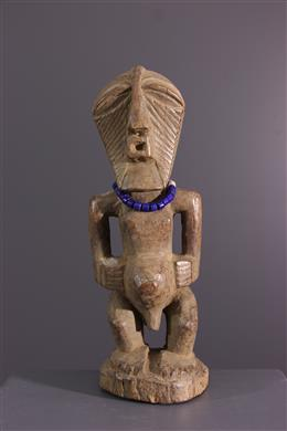 African art - Songye fetish figure