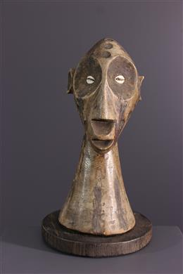 African art - Lega/Zimba bust