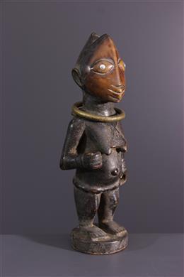 Yoruba Ere Ibeji beeldje