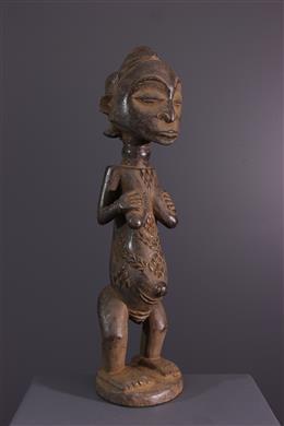 African art - Luba Mikisi