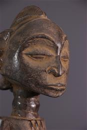 Statues africainesLuba