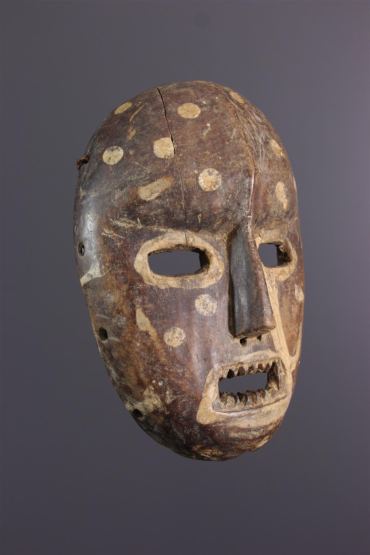 Kumu mask - African art