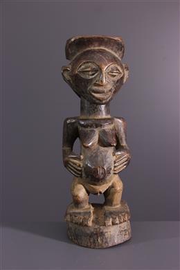 African art - Songye/Hemba Janiform Fetish