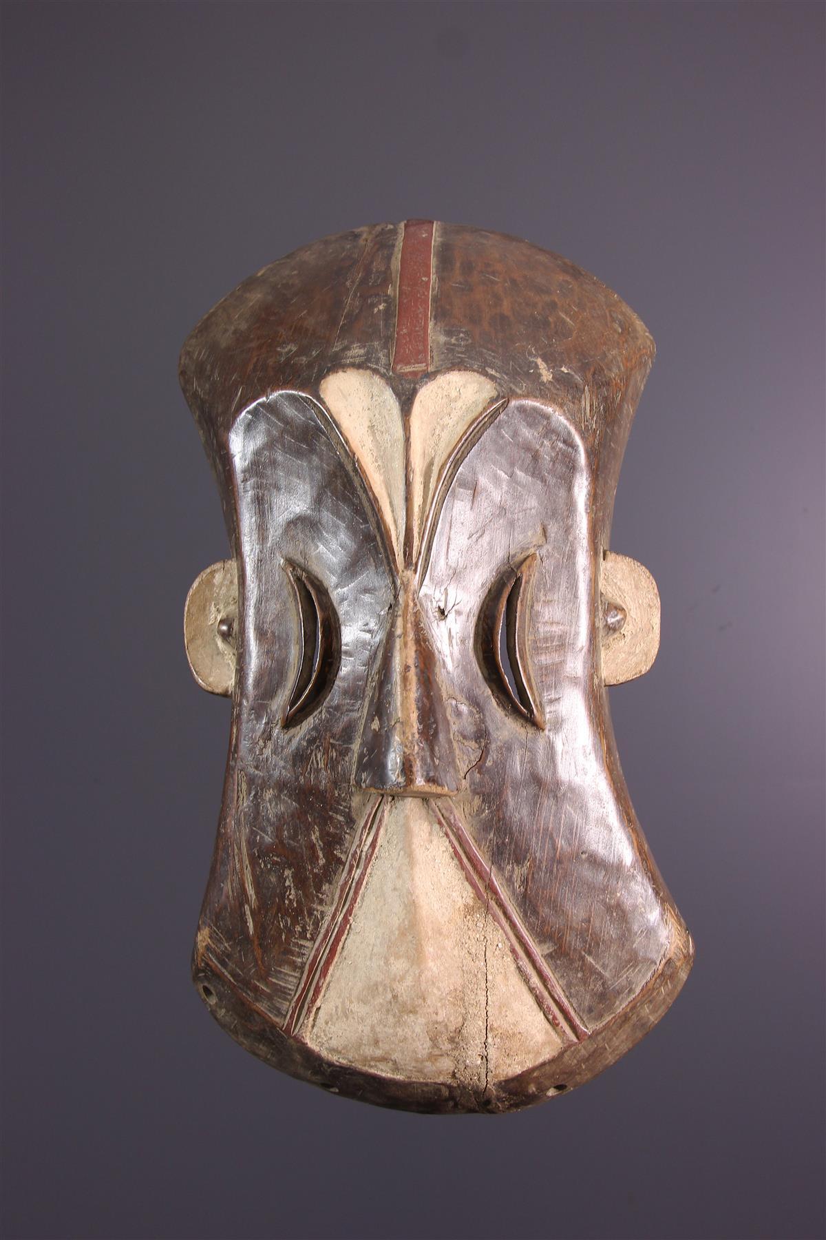 Mbole mask - African art