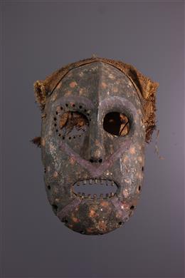 African art - Komo, Kumu, Nsembu mask