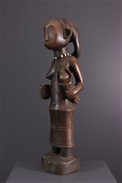 Statues africainesOvimbundu statue