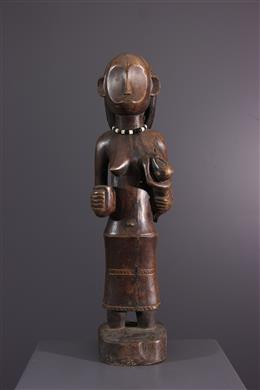 Ovimbundu maternity figure