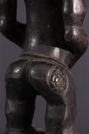 Statues africainesLulua figure
