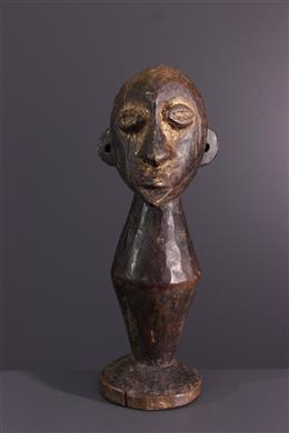 African art - Lega/Zimba bust of Bwami