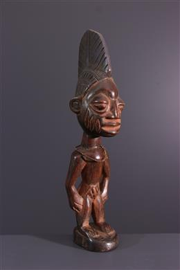 Ibeji Yoruba figure